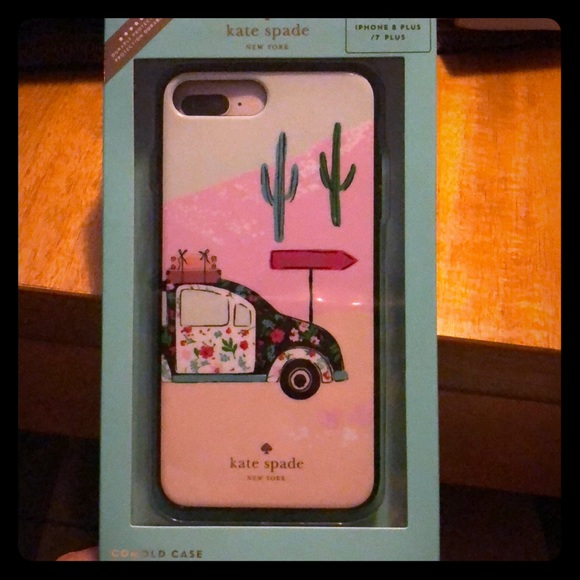 save off e62de 49695 Kate spade iPhone 7/8 plus Out of Office case NEW! NWT